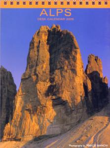 Alps - Calendar 2005