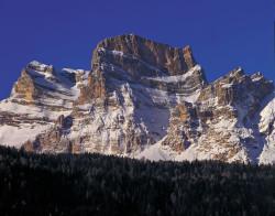 Pelmo, Dolomites, Italy