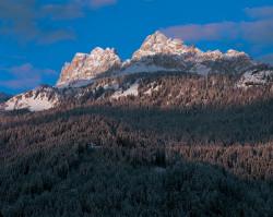 Gruppo della Rocchetta, Dolomiti, Italia