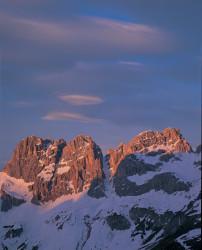 Mugoni, Dolomites, Italy