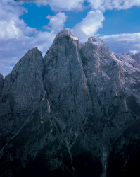 Monte Agnèr, Dolomiti, Italia