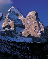 Gran Vernel, Dolomiti, italia