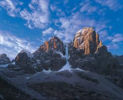 Crozzon di Brenta e Cima Tosa, Dolomiti di Brenta, Italia