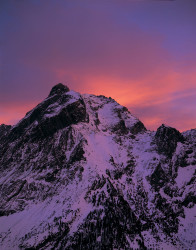 Monviso and Viso di Vallanta, Piedmont, Italy