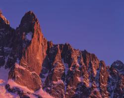 Petit Dru, Mont Blanc, France