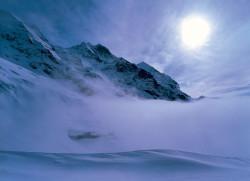 Jungfrau, Oberland Bernese, Svizzera