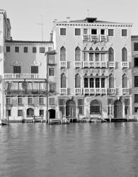 Case sul Canal Grande, Verticale, Venezia, Italia INFO