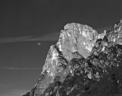 Calar della Luna, Pale di San Lucano, Dolomiti, Italia INFO