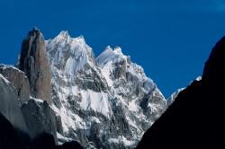 Montagne nel gruppo delle Torri di Trango, Pakistan