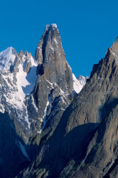 Uli Biaho (6.085 m), gruppo delle Torri di Trango, Pakistan