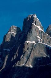 Piccola Cattedrale (5.751 m), gruppo delle Torri di Trango, Pakistan