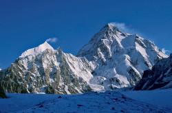 K2 (8.611 m), versante pakistano