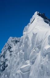 Broad Peak (8.047 m), vetta principale e anticima