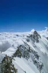 Scalando la parete Sud-Ovest dello Shisha Pangma (8.013 m), Tibet