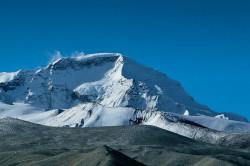Il versante settentrionale del Cho Oyu (8.201 m), Tibet
