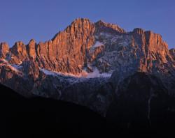 La Civetta, Dolomiti, Italia