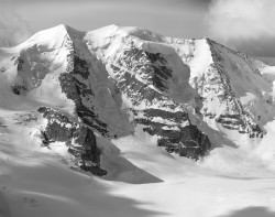 Piz Palù, Parete Nord, Gruppo del Bernina, Svizzera INFO