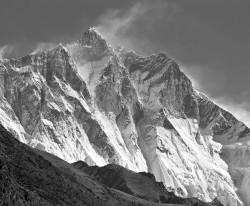 Lhotse, Parete Sud, Bufera, Himalaya, Nepal INFO