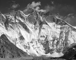 Lhotse, Appicco della parete Sud, Himalaya, Nepal INFO