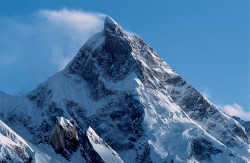 Masherbrum (7.821 m), Pakistan