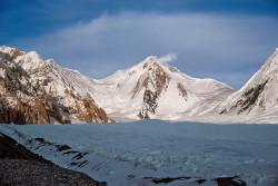 Sia Kangri (7.442 m), Pakistan