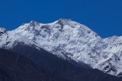 Il Versante Rakhiot del Nanga Parbat (8.125 m), Pakistan
