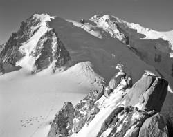 Monte Bianco, Mont Maudit e Mont Blanc du Tacul, Traversata, Francia INFO