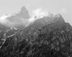Cima del Cavalcorto, Tramonto, Val Masino, Italia INFO