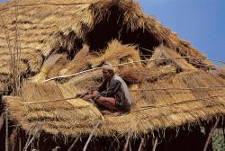 Tipica abitazione nepalese della zona del Makalu