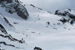Approaching Makalu (8.463 m), Himalaya, Nepal