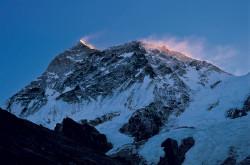 Makalu (8.463 m), Himalaya, Nepal