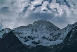Makalu (8.463 m), Parete Ovest, Himalaya, Nepal