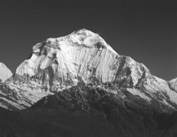 Dhaulagiri, Parete Sud, Himalaya, Nepal INFO