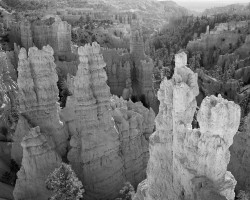 Fairyland Point, Bryce Canyon National Park, Utah, U.S.A.