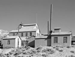 Standard Mill, Bodie, California, U.S.A. INFO