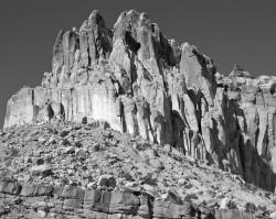 Montagna, Capitol Reef National Park, Utah, U.S.A. INFO