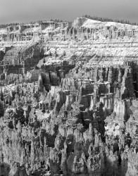 Bryce Canyon, Maltempo di Primavera, Utah, U.S.A. INFO