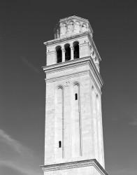 Campanile, Chiesa di S. Pietro di Castello, Venezia, Italia INFO