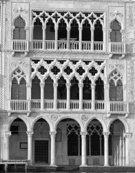 Cà d'Oro, Dettaglio, Venezia, ItaliaINFO