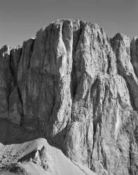 Marmolada, Versante Meridionale, Verticale, Dolomiti, Italia INFO