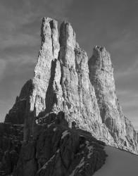 Torri del Vajolet, Verticale, Dolomiti, Italia INFO
