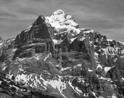 Wetterhorn, Versante Settentrionale, Svizzera INFO