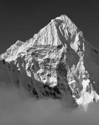 Wedge Peak, Dettaglio, Kangchenjunga Himal, Himalaya, Nepal INFO