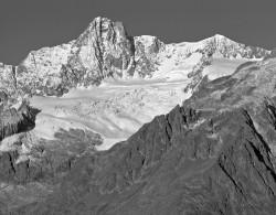 Aiguille des Glaciers, Gruppo del Monte Bianco, Italia INFO