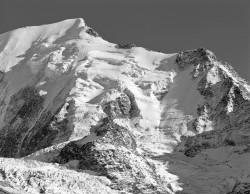 Aiguille de Bionnassay, Parete Nord, Gruppo del Monte Bianco, Francia INFO