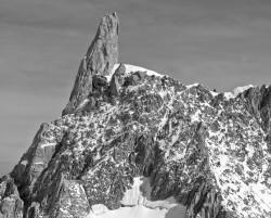 Dente del Gigante, Parete Sud, Gruppo del Monte Bianco, Francia INFO