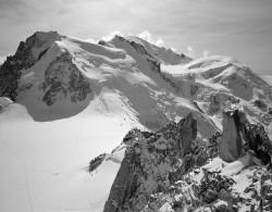 Monte Bianco, Versante Settentrionale, Francia INFO